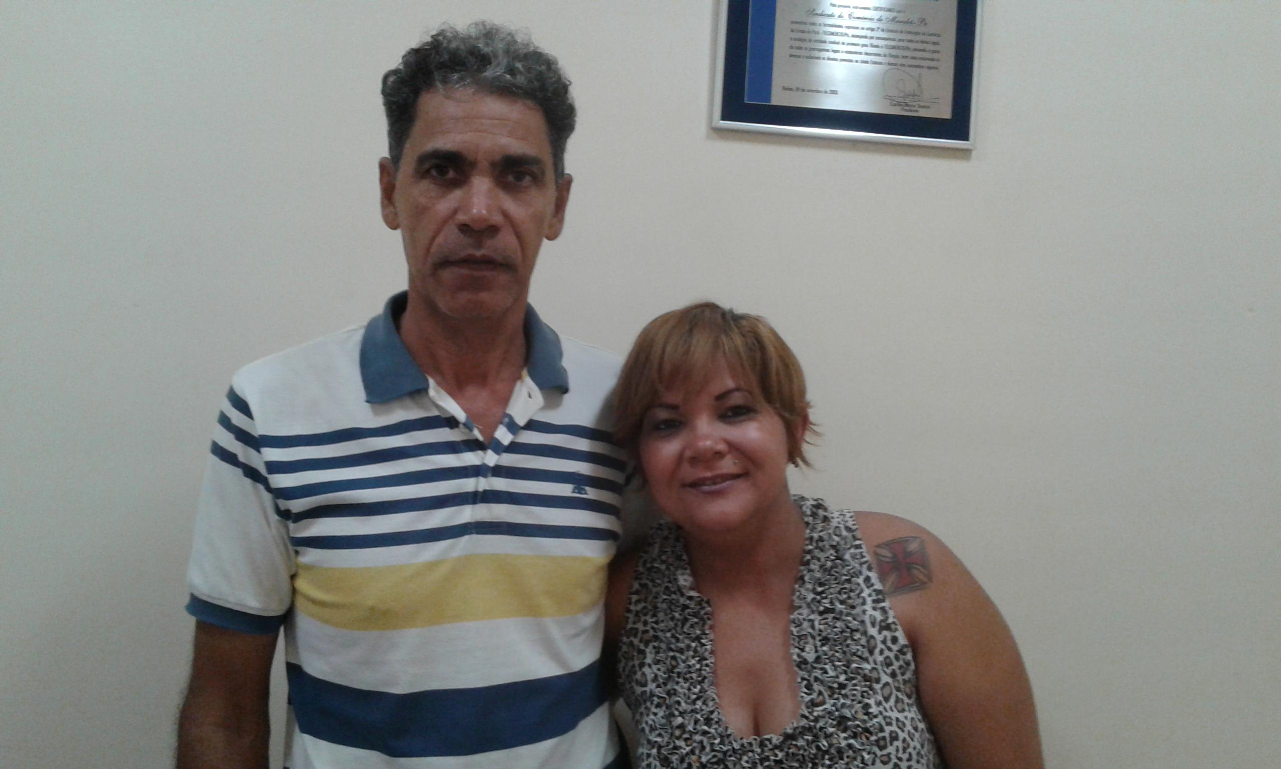 Mozer e Daniela