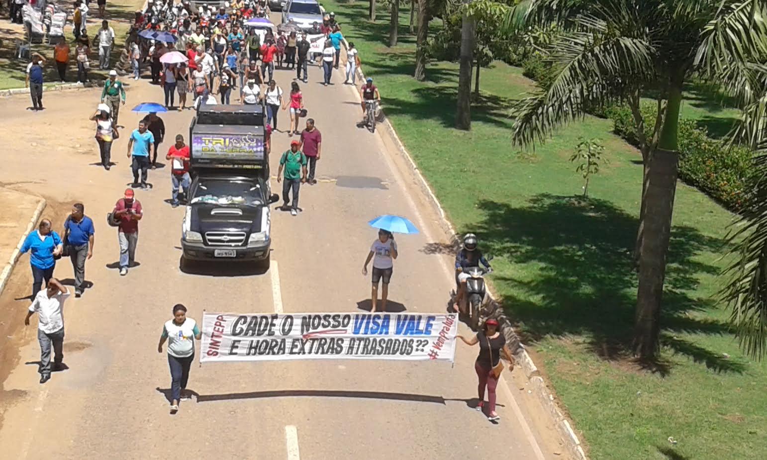 protesto em Marabá2