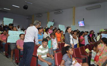 CMP manifestação