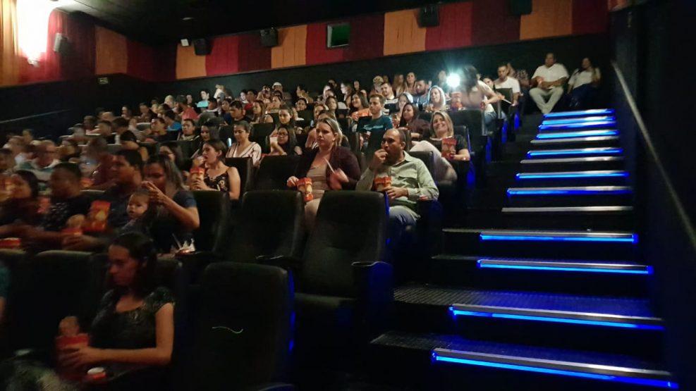 Circuito Cinema Parauapebas : Cinema zÉ dudu
