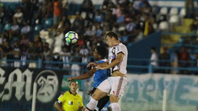 Foto 2 Paysandu e Flamengo Sub-20